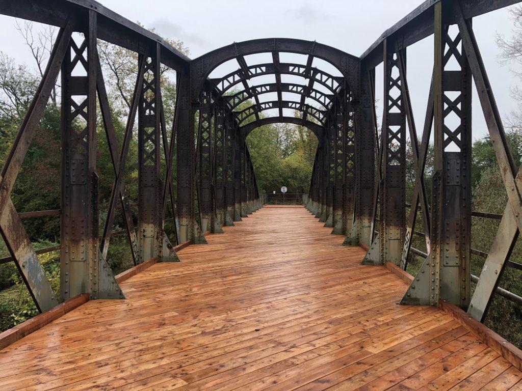 Po opravě mostovky